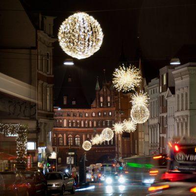 Lübeck Beleuchtung